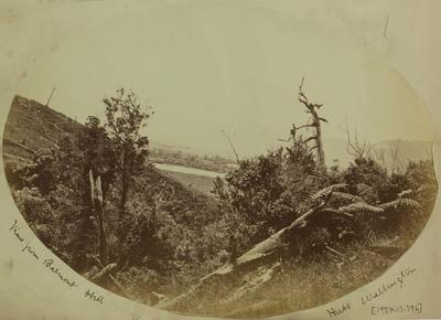Photograph: View from Belmont Hill