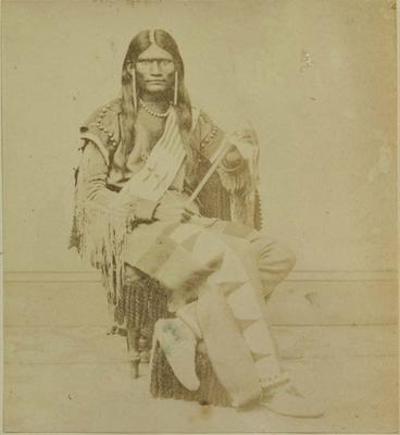 Photograph: North American Man