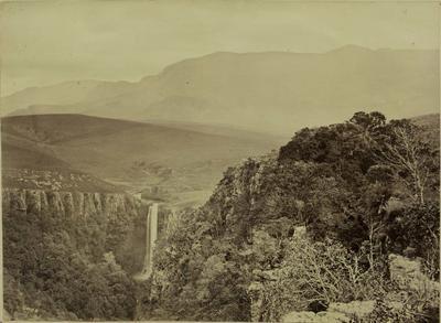 Photograph: Picnic Falls, South Africa