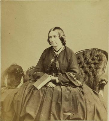 Photograph: Mrs Isaac Cookson