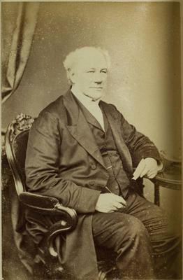 Photograph: Reverend John Venn