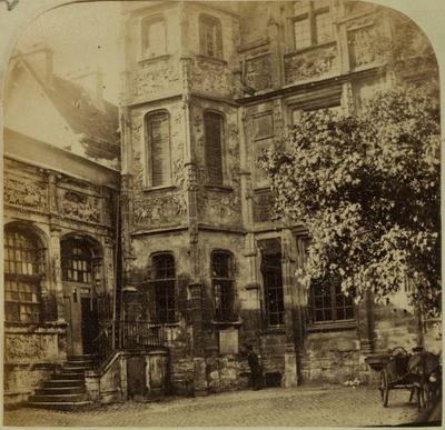 Photograph: Hotel Bourgtheroulde, Rouen