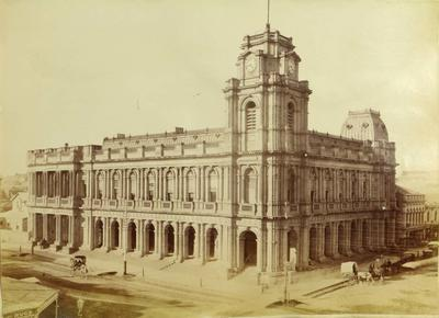 Photograph: Melbourne Post Office