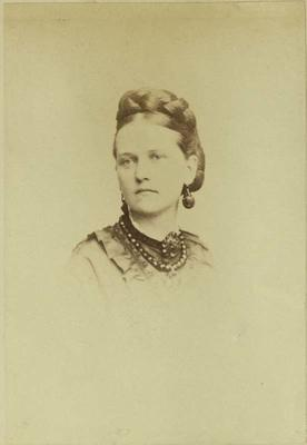 Photograph: Florence Michell; 1874; 1957.13.473