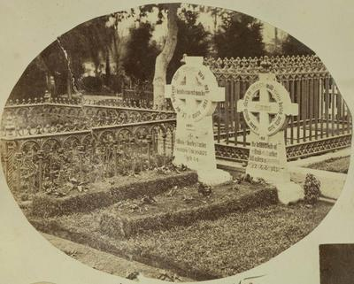 Photograph: Old Cemetery, Christchurch