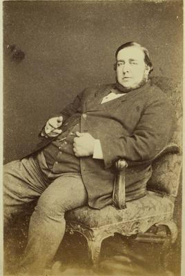 Photograph: The Tichborne Claimant