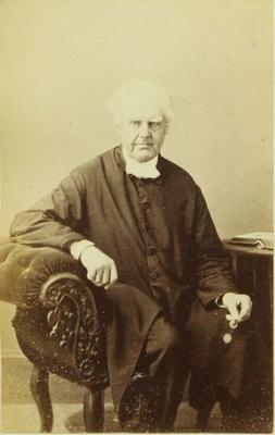 Photograph: Reverend James Walton