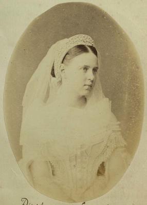 Photograph: Duchess of Edinburgh