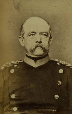 Photograph: Bismarck Schonhausen