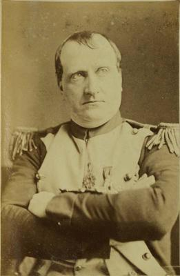 Photograph: Man in Uniform