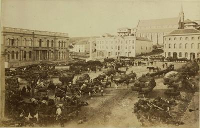 Photograph: Market Square, Port Elizabeth