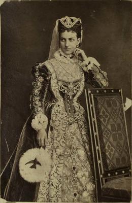 Photograph: Princess of Wales