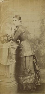 Photograph: Frances Harriette Barker