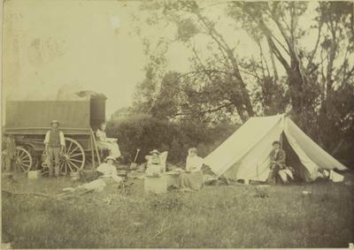 Photograph: Hororata Camp