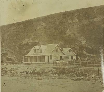 Photograph: Sumner Bays Hotel