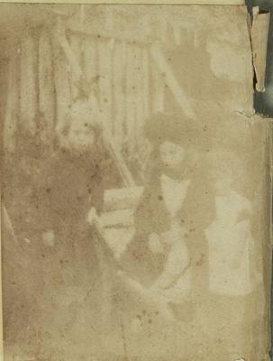 Photograph: Barker Children