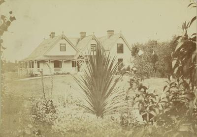 Photograph: Bowton House