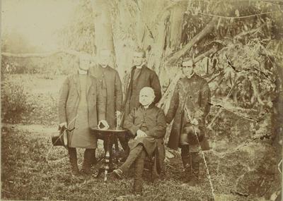 Photograph: Bishops; 1865; 1958.81.294
