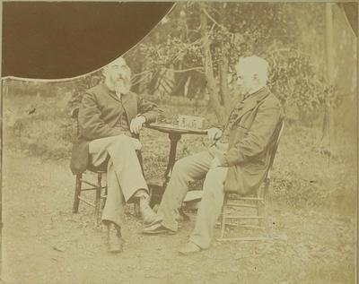 Photograph: Two Men