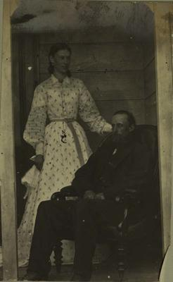 Photograph: R K and L [A] Parkerson