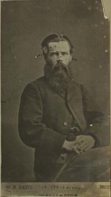 Photograph: Colonel [George Stoddard] Whitmore