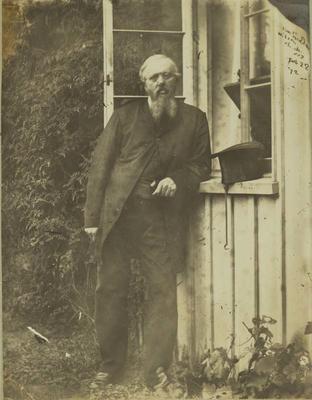 Photograph: Archdeacon Wilson