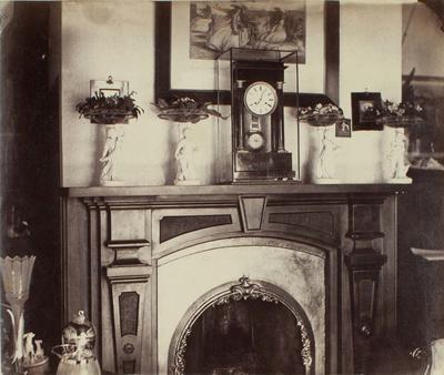 Photograph: Fireplace