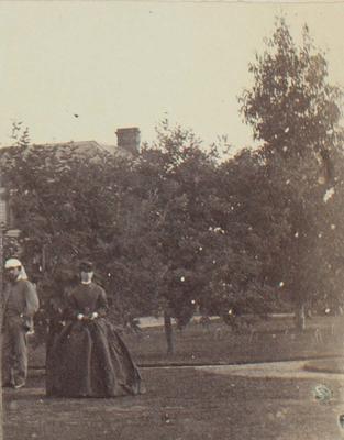Photograph: Garden Scene