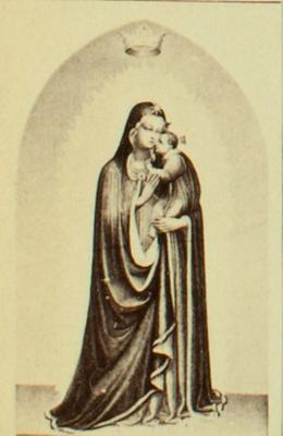 Print: Mary and Jesus