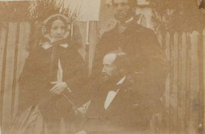 Photograph: Mr and Mrs Percy Cox