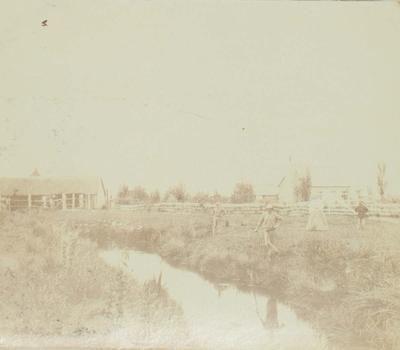 Photograph: Farm; 1957.13.760