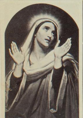 Print: Saint