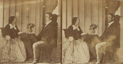 Photograph: Man and Woman