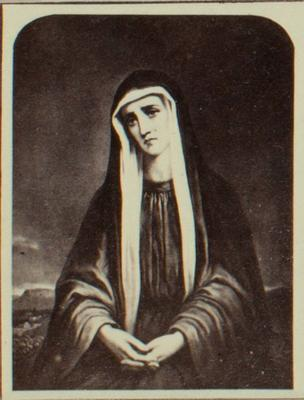 Print: Mary