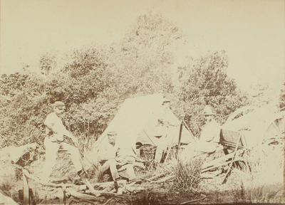 Photograph: Bush Camp