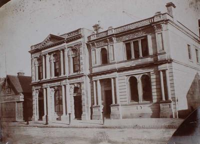 Photograph: New Zealand Insurance Company