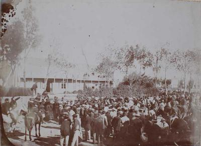 Photograph: Prince Alfred's Visit