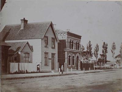 Photograph: Hereford Street