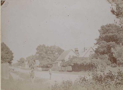 Photograph: Worcester Street