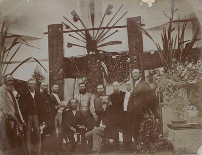 Photograph: New Zealand Exhibition