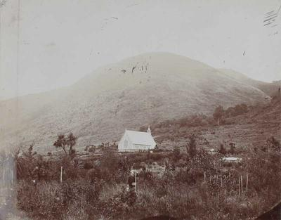 Photograph: Mount Peel Church