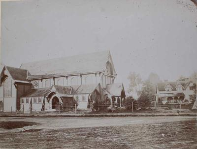 Photograph: Anglican Church of St Michael and All Angels