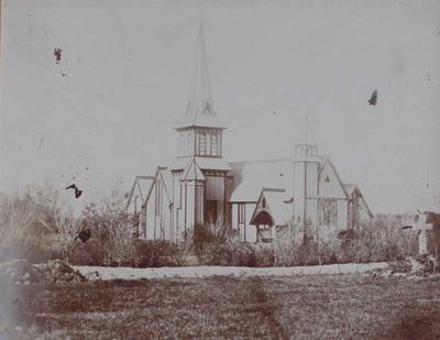 Photograph: Riccarton Church