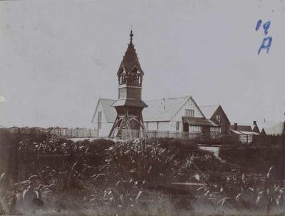 Photograph: St Michael's Belfry