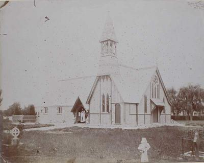Photograph: Avonside Church