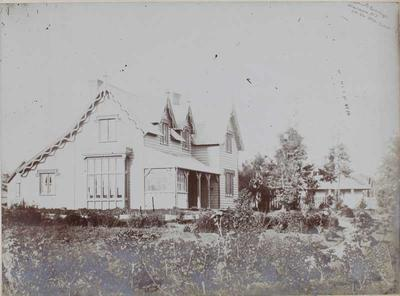 Photograph: St Michael's Parsonage