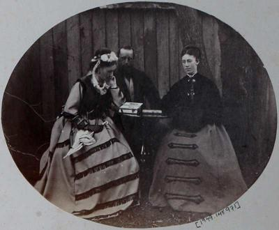 Photograph: Two Women and a Man