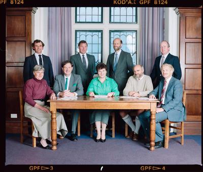 Negative: CBHS Board Of Trustees 1990