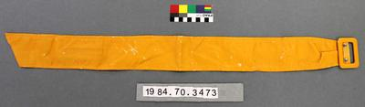 Belt: Yellow PVA
