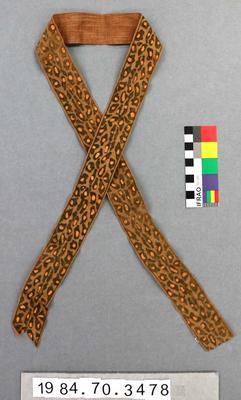Belt: Leopard Patterned